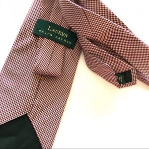 Men's tie by Ralph Lauren